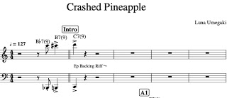 Crashed Pineapple